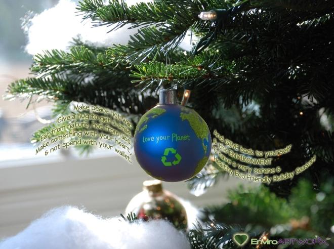 Eco - Friendly Holidays